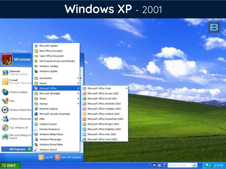 History Of Windows: 34 Years of Transformation   Windows 1 0