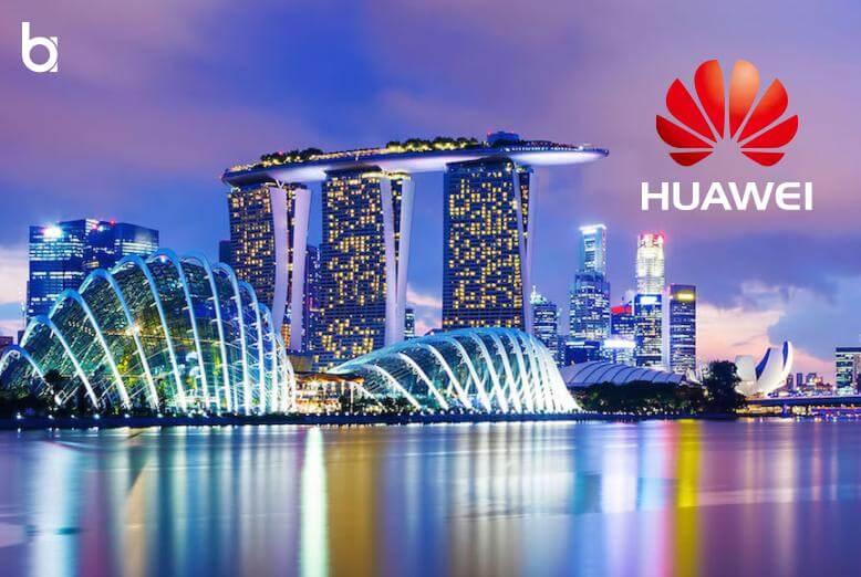 Huawei launches AI and Cloud Innovation Lab in Singapore